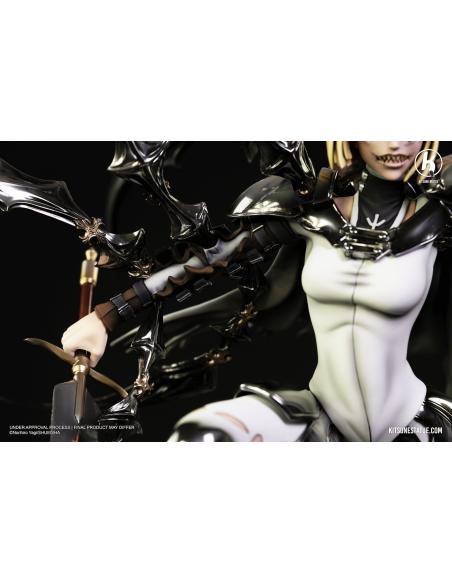 Kitsune Statue - CLARE VS RIGALDO zoom