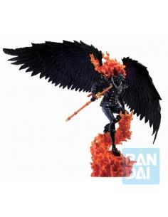 One Piece Figurine - Ichibansho King (The Fierce Men Who Gathered At The Dragon) de face
