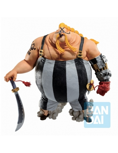 One Piece Figurine - Ichibansho Queen (The Fierce Men Who Gathered At The Dragon)