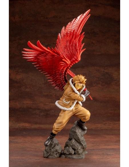 My Hero Academia Figurine - ARTFXJ 1/8 Hawks Bonus Edition
