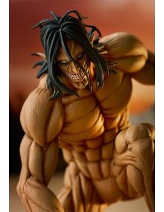Attack on Titan Figurine - Pop Up Parade Eren Yeager: Attack Titan Ver.