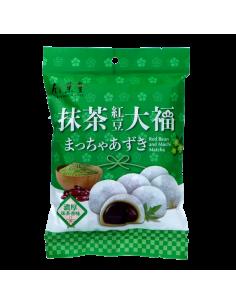Mochi - Mochi Matcha Red Bean 120 Gr