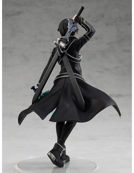 Sword Art Online figurine Kirito Pop Up Parade de dos