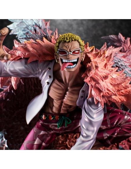 One Piece statuette POP Heavenly Demon Donquixote Doflamingo
