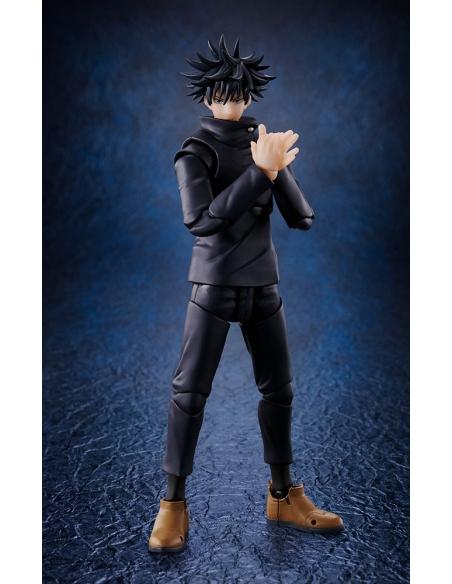 Jujutsu Kaisen figurine S.H. Figuarts Megumi Fushiguro 1