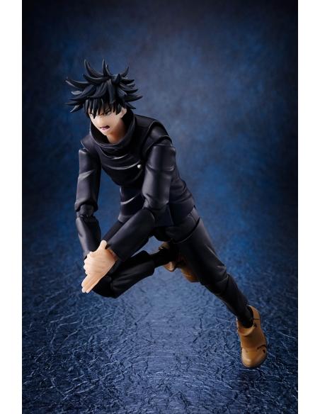 Jujutsu Kaisen figurine S.H. Figuarts Megumi Fushiguro 2