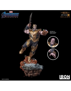 Iron Studios Thanos deluxe