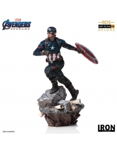 Iron Studios: Captain...