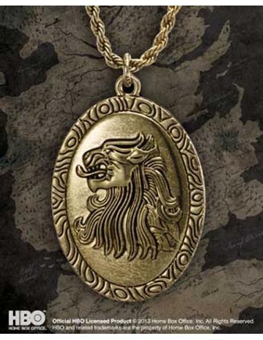 Game Of Thrones Cersei Lannister Pendentif