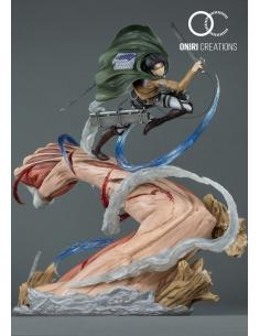 Oniri Créations - Levi vs...