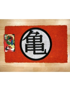 Dragon Ball Turtle Gym doormat