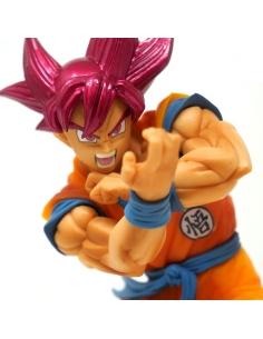 Goku Super Saiyan God -...