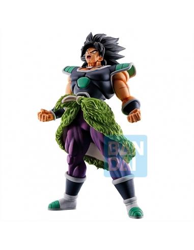 Dragon Ball Super Figurine - Ichibansho Broly (History of Rivals) 26 cm