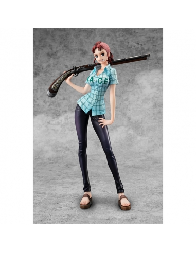 One Piece Figurine - Megahouse POP Bellemere