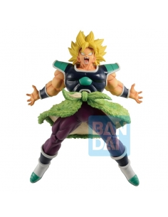 Figurine Ichibansho Super Saiyan Broly Rising Fighters