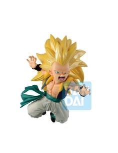 Figurine Ichibansho Super Saiyan 3 Gotenks Rising Fighters