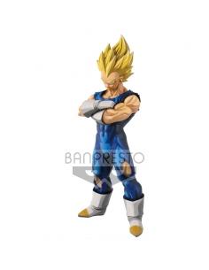 Dragon Ball Z Figurine - Super Saiyan Vegeta Grandista Manga Dimensions