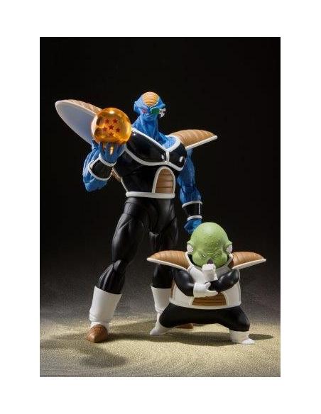 "S.H. Figuarts Burter & Guldo ""pack 2 figurines"""