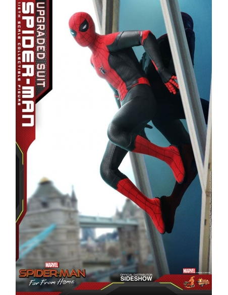 """hot toys spider-man far """"from home"""""""
