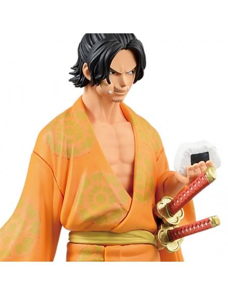 One Piece Figurine - magazine A Piece Of Dream Ace
