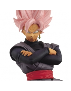 Dragon Ball Super Figurine - Chosenshiretsuden Super Saiyan Rosé Goku Black