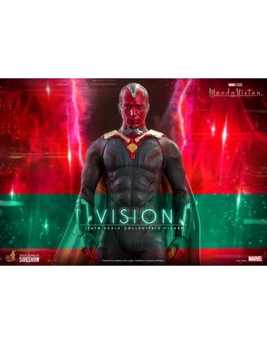Hot Toys - WandaVision figurine 1/6 Vision