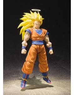 Dragon ball Z figurine S.H. Figuarts SSJ 3 Son Goku