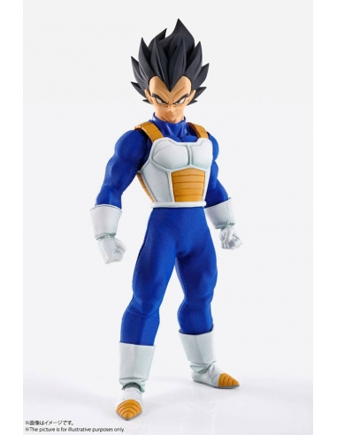 Dragon Ball Z Figurine - Imagination Works Vegeta