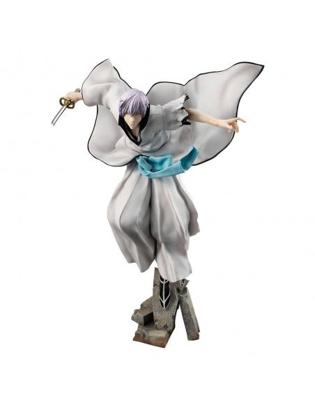 Bleach G.E.M. Series Figurine Ichimaru Gin de face