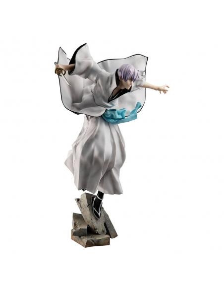 Bleach G.E.M. Series Figurine Ichimaru Gin de coté