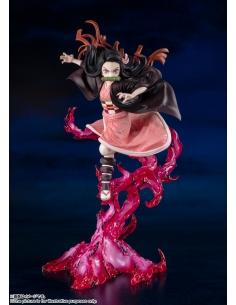 Demon Slayer: Figurine Kimetsu no Yaiba - Figuarts Zero Nezuko Kamado (Blood Demon Art)