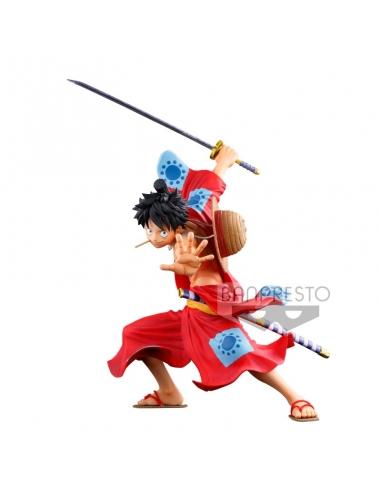 One Piece Figurine - Super Master Stars Piece Monkey D. Luffy