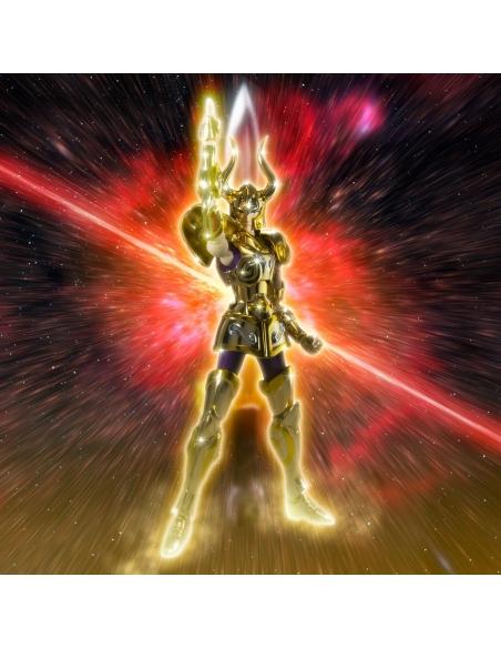 Myth cloth ex Shura Capricorne Revival avec effet visuel