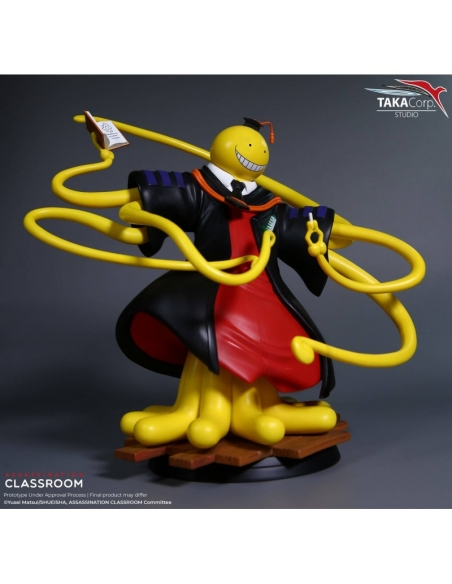 Assassination Classroom - Figurine Koro Sensei - TAKA Corp. vu du bas