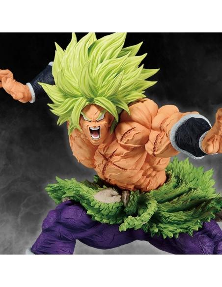 DRAGON BALL Z - Ichibansho Figurine Full Power Super Saiyan Broly (Back To The Film)