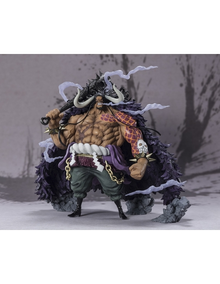 One Piece Figurine - Figuarts Zero Kaido - King Beast Battle