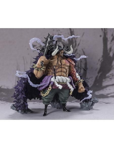 One Piece Figurine - Figuarts Zero Kaido - King Beast Battle profile droit