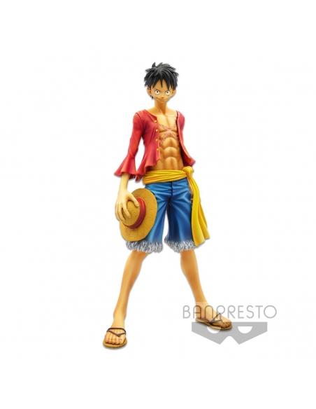 One Piece - Banpresto Chronicle Master Stars Piece - The Monkey D. Luffy 1
