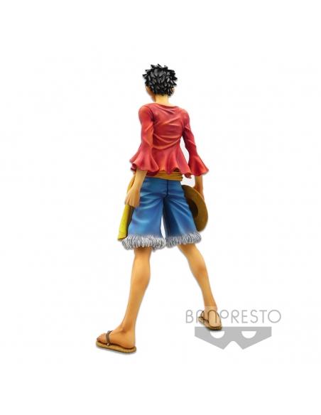 One Piece - Banpresto Chronicle Master Stars Piece - The Monkey D. Luffy 3