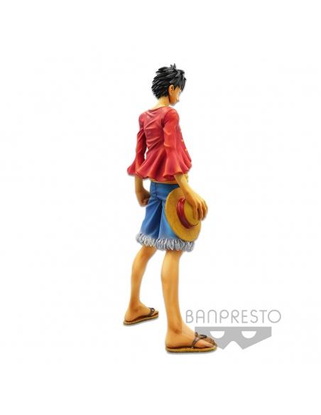 One Piece - Banpresto Chronicle Master Stars Piece - The Monkey D. Luffy 4