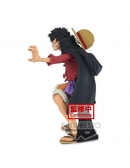 One Piece - King Of Artist - The Monkey D. Luffy - Wanokuni II de profile gauche