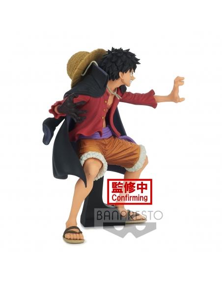 One Piece - King Of Artist - The Monkey D. Luffy - Wanokuni II profile droit