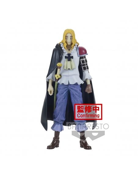 One Piece - DXF The Grandline Men - Wanokuni vol.15 - Basil Hawkins 2 Figurine