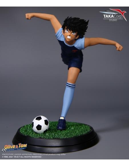 Taka Corp - Figurine Mark Landers - Captain Tsubasa - Olive et Tom de face