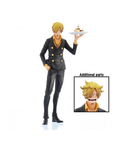 One Piece Figurine - Grandista Nero Sanji