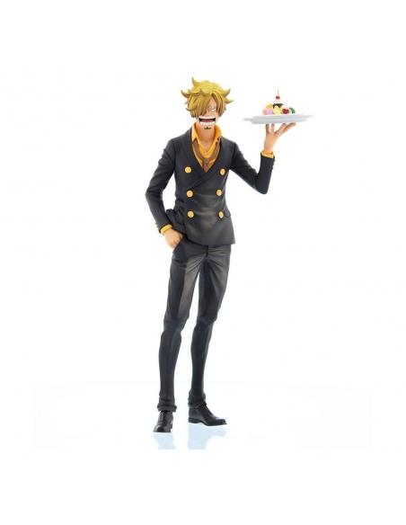 One Piece Figurine - Grandista Nero Sanji tête alternative