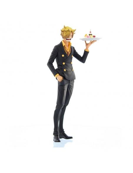 One Piece Figurine - Grandista Nero Sanji tête alternative profile droit